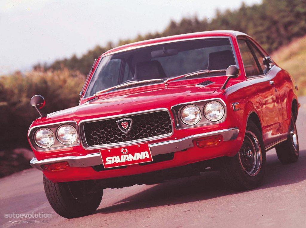 Mazda Rx 3 1971 1972 1973 1974 1975 1976 1977