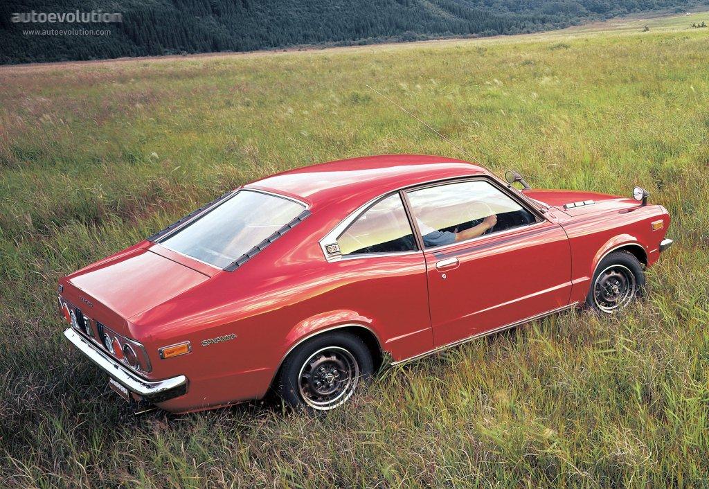 MAZDA RX-3 specs & photos - 1971, 1972, 1973, 1974, 1975 ...