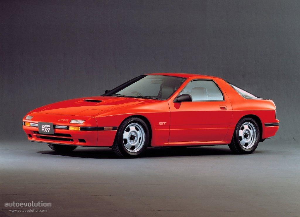 Mazda Rx 7 Fc 1985 1992