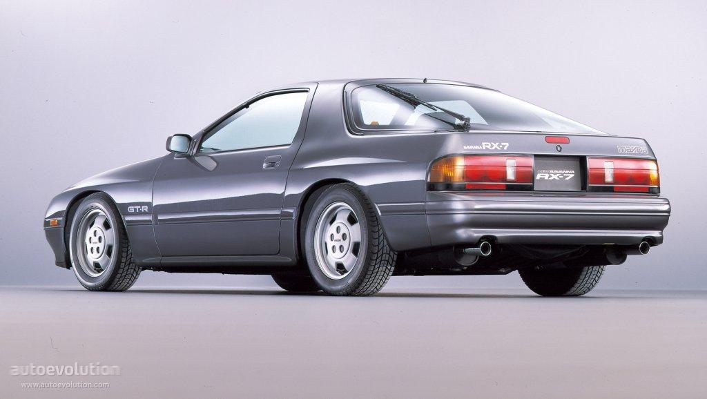Mazda Rx 7 Fc Specs 1985 1986 1987 1988 1989 1990