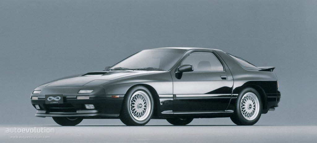 Mazda Rx 7 Fc 1985 1986 1987 1988 1989 1990 1991