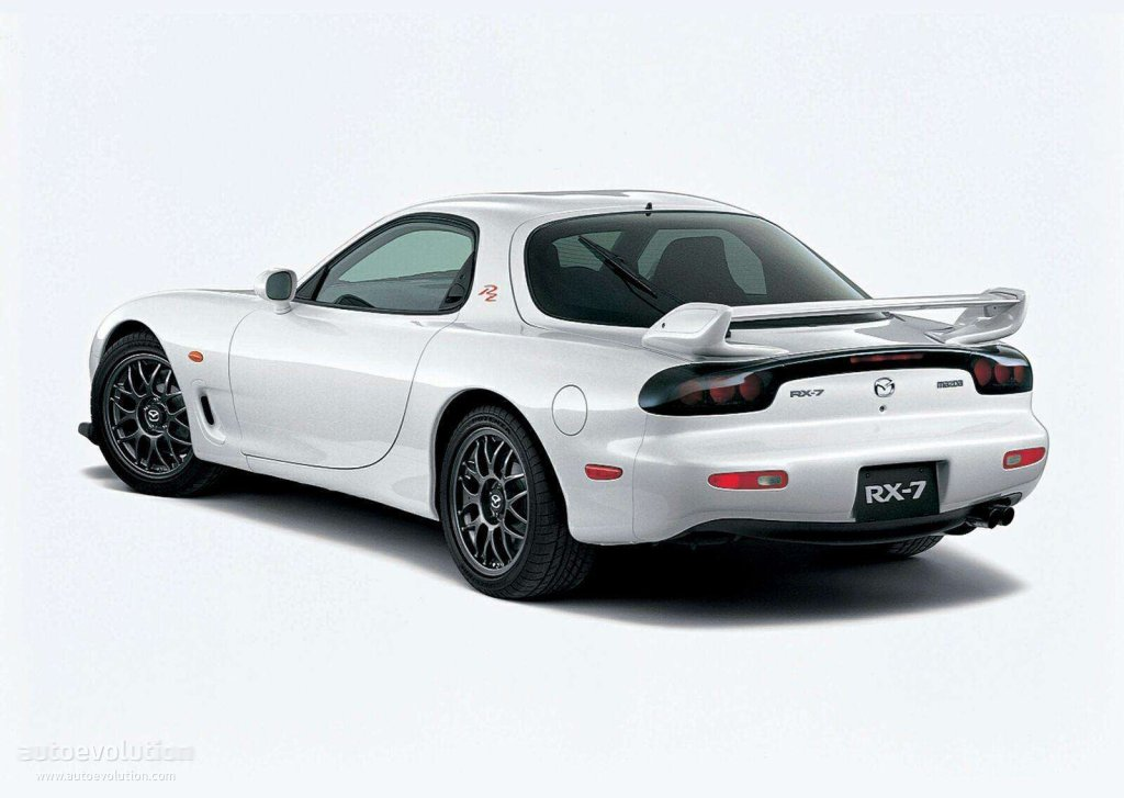 Mazdarx Fd on 1992 Mazda Rx7 Type R