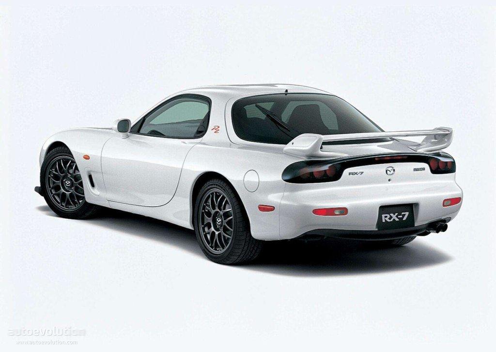 Mazda Rx 7 Fd 1992 1993 1994 1995 1996 1997 1998
