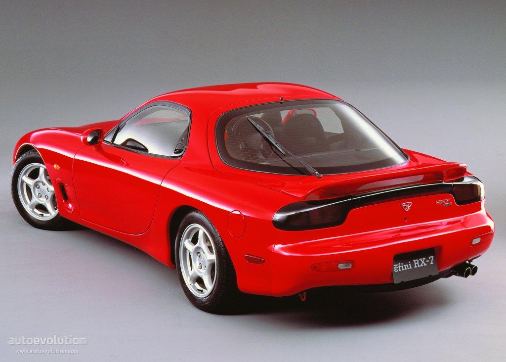 Mazda rx 7 fd specs 1992 1993 1994 1995 1996 1997 1998 1999 2000 2001 2002