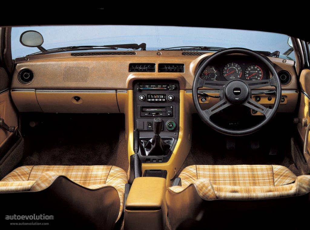 Mazda Rx 7 Sa Fb Specs Amp Photos 1978 1979 1980 1981