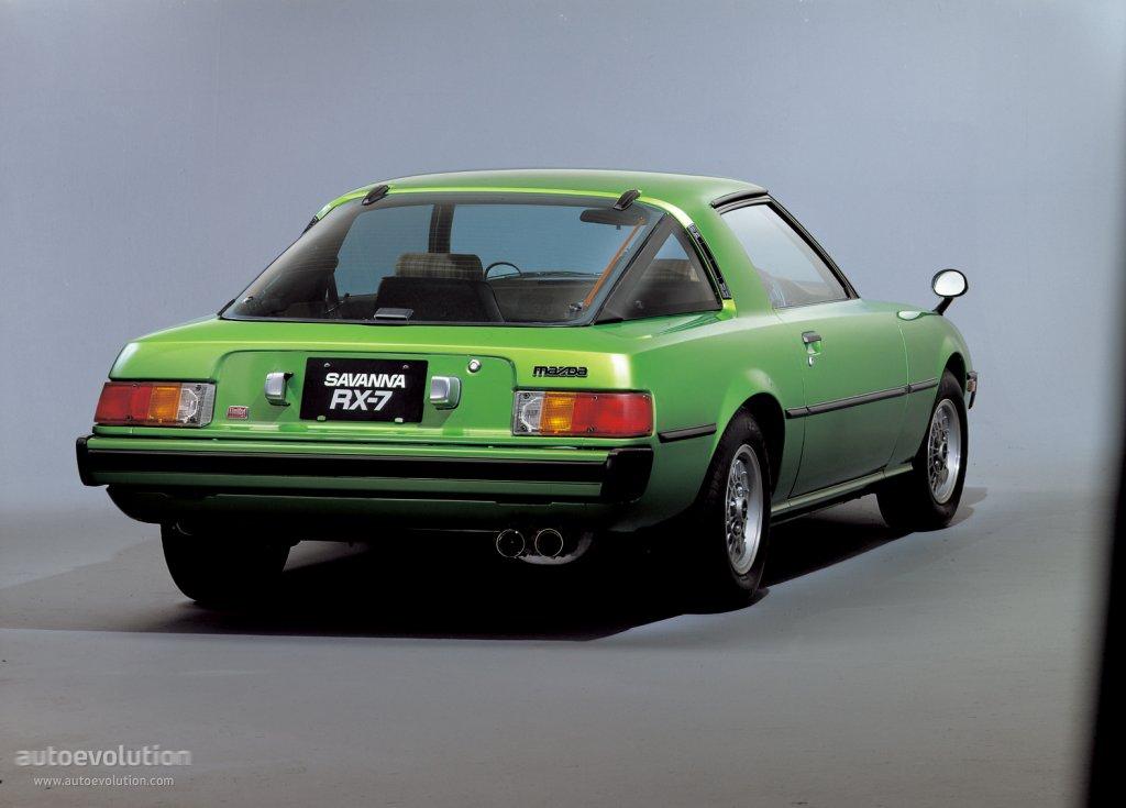 Mazdarx Sa Fb on 1982 Bmw 4 Door