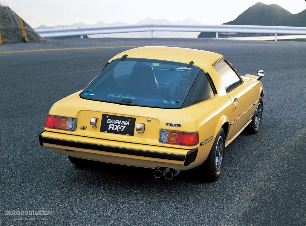 Mazda Rx 7 Sa Fb 1978 1979 1980 1981 1982 1983