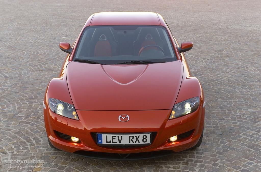 mazda rx-8 specs - 2003, 2004, 2005, 2006, 2007, 2008 - autoevolution