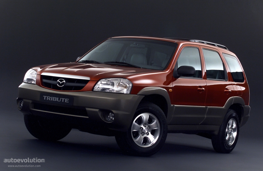 Mazda Tribute Specs 2001 2002 2003 2004 2005 2006