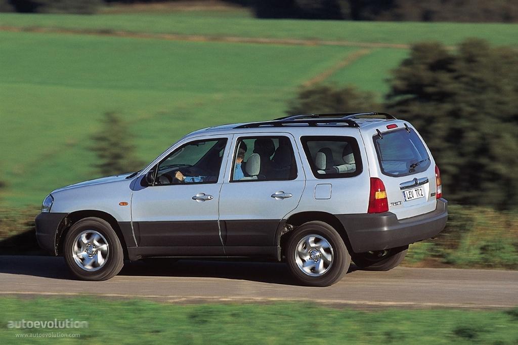 Mazda Tribute 2001 2002 2003 2004 2005 2006 2007