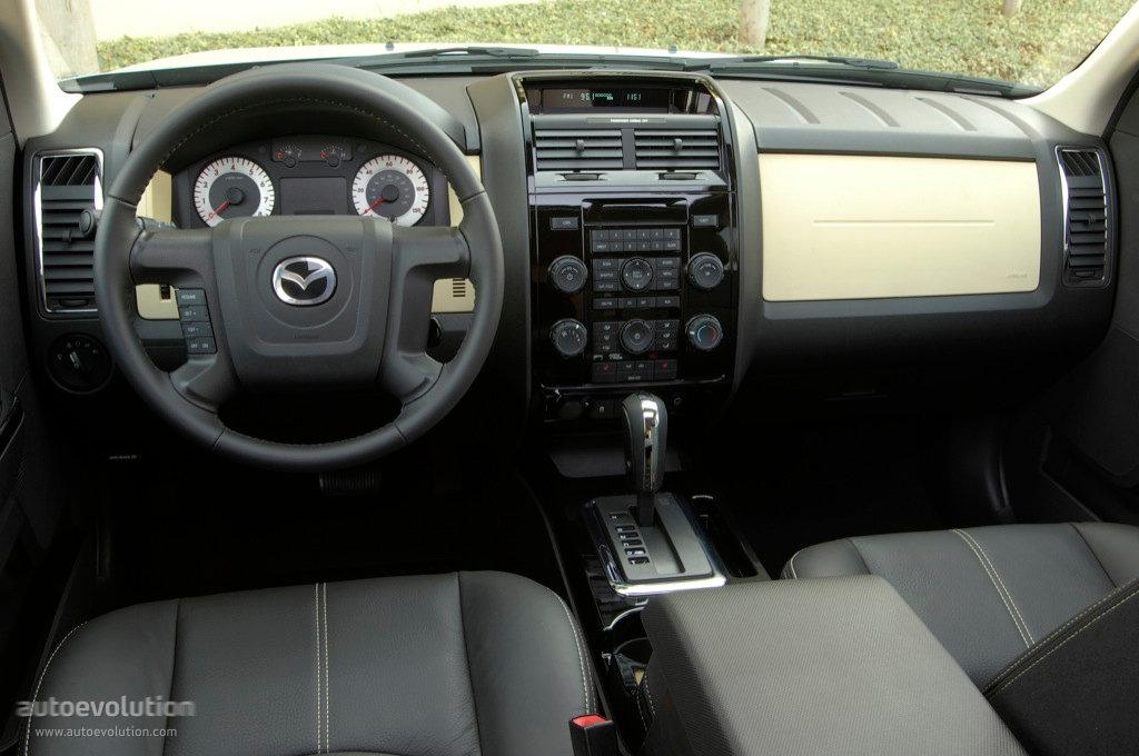 Mazda 3 2015 Interior >> MAZDA Tribute specs - 2007, 2008 - autoevolution