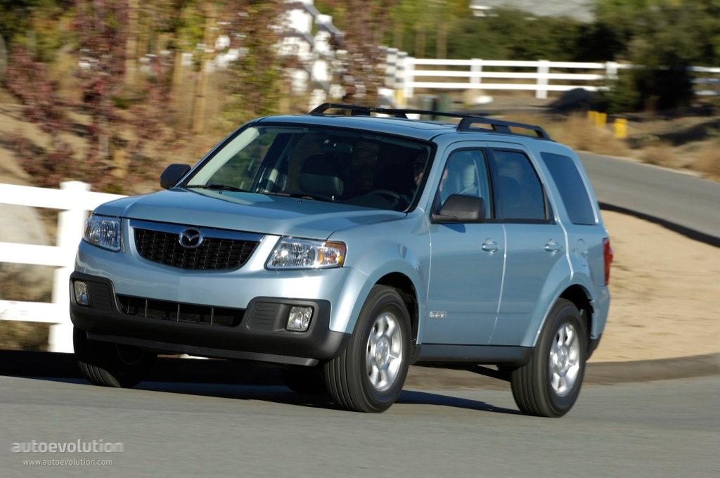 Ford Escape Hybrid Reviews >> MAZDA Tribute specs - 2007, 2008 - autoevolution