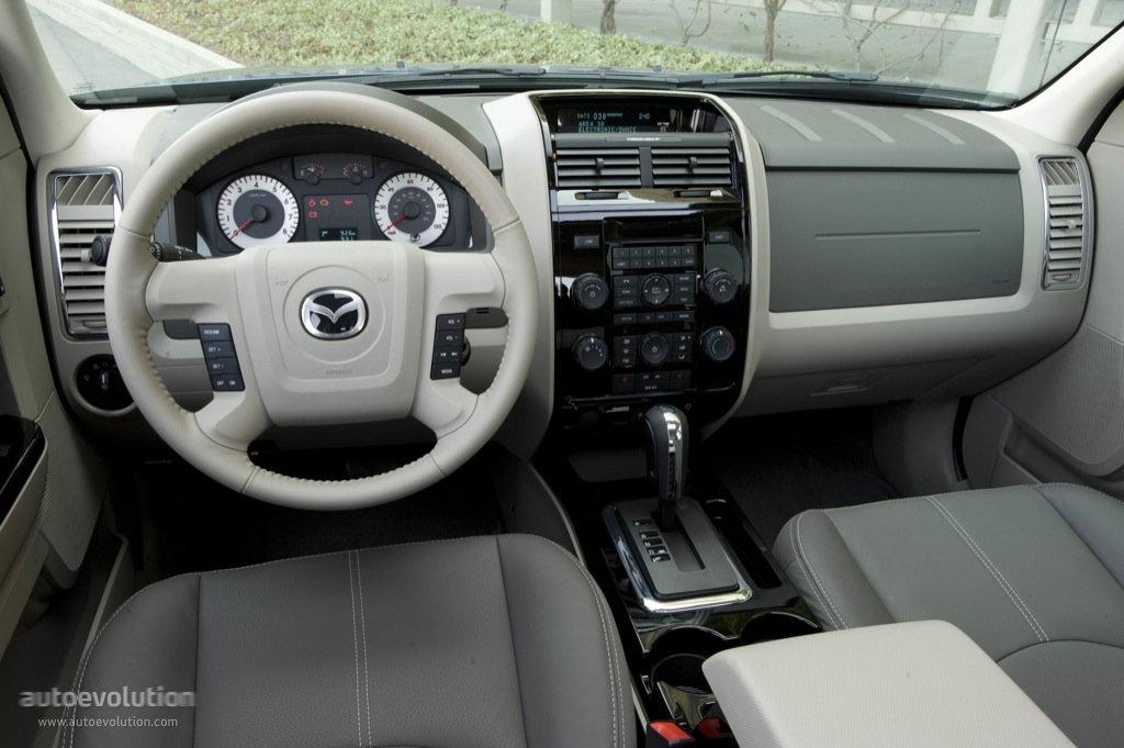 Mazda Tribute Specs - 2008  2009  2010  2011