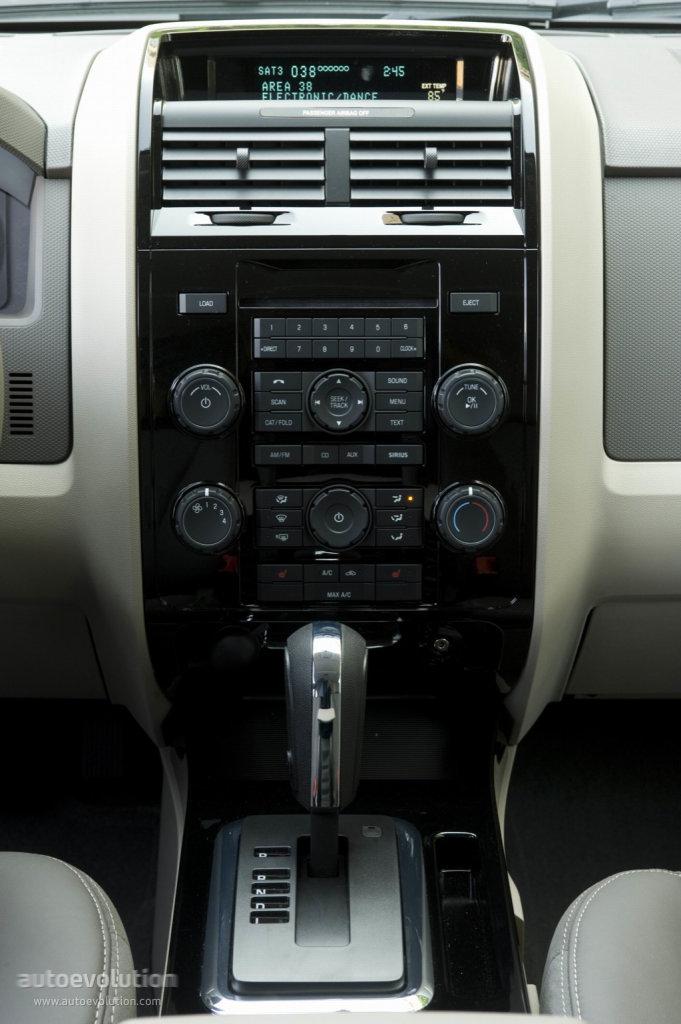 Mazda Tribute Specs 2008 2009 2010 2011 Autoevolution