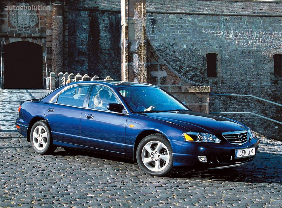 Mazda Xedos 9 Specs Photos 2001 2002 Autoevolution