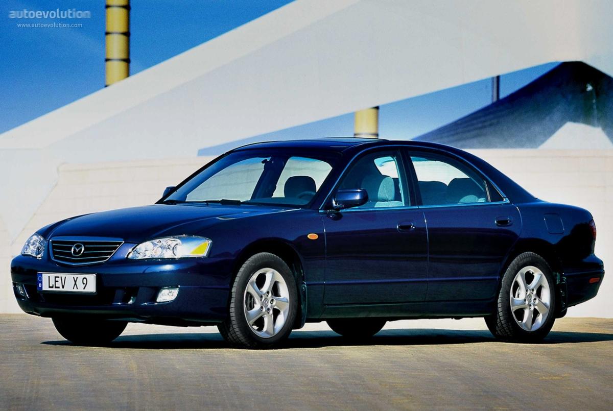 Mazda Xedos 9 Specs - 2001  2002