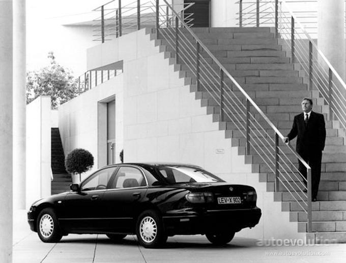 Mazdaxedos on Mazda Millenia Engine