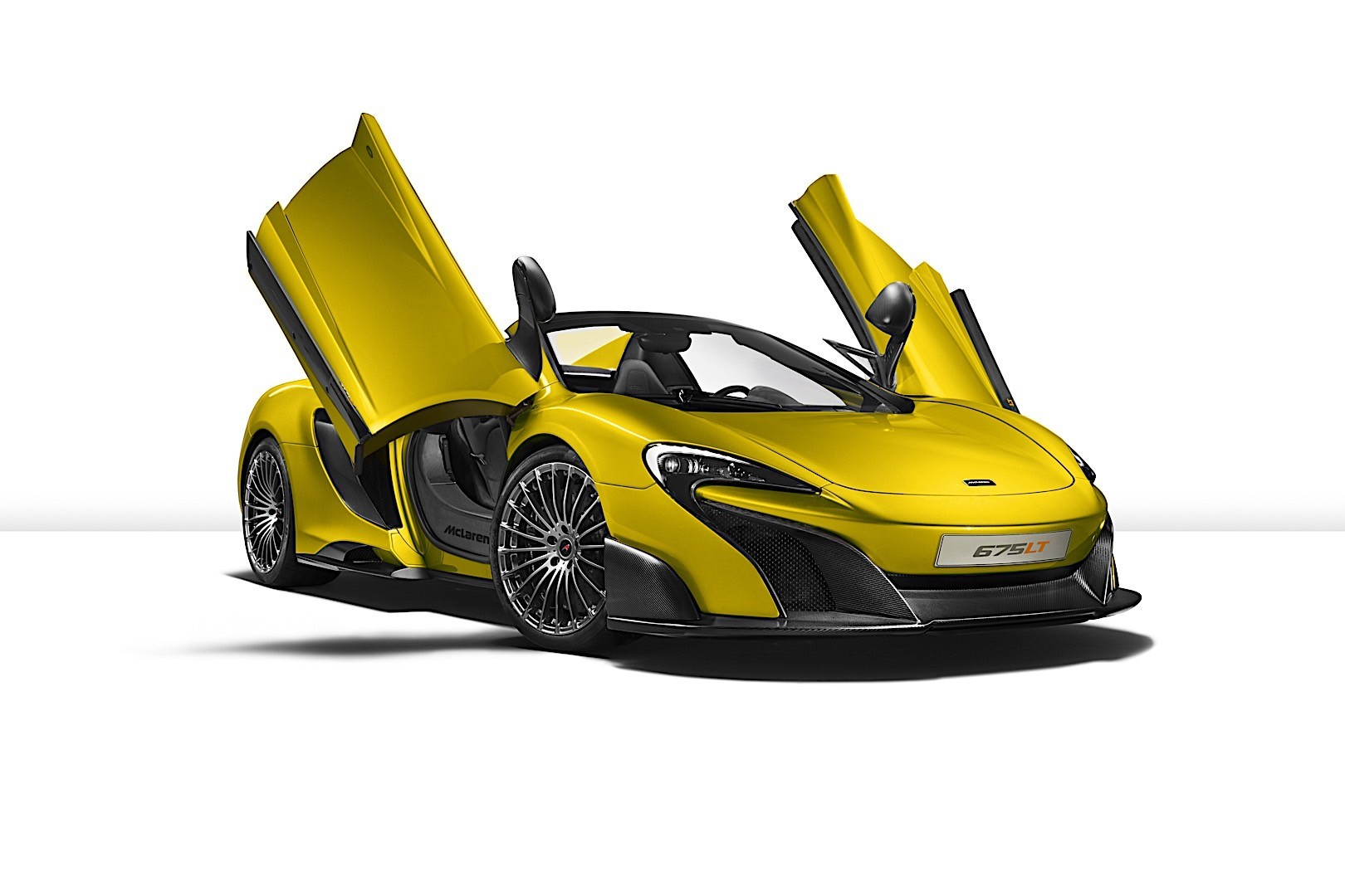 Mclaren Lt Spider on Alfa Romeo Spider Engine