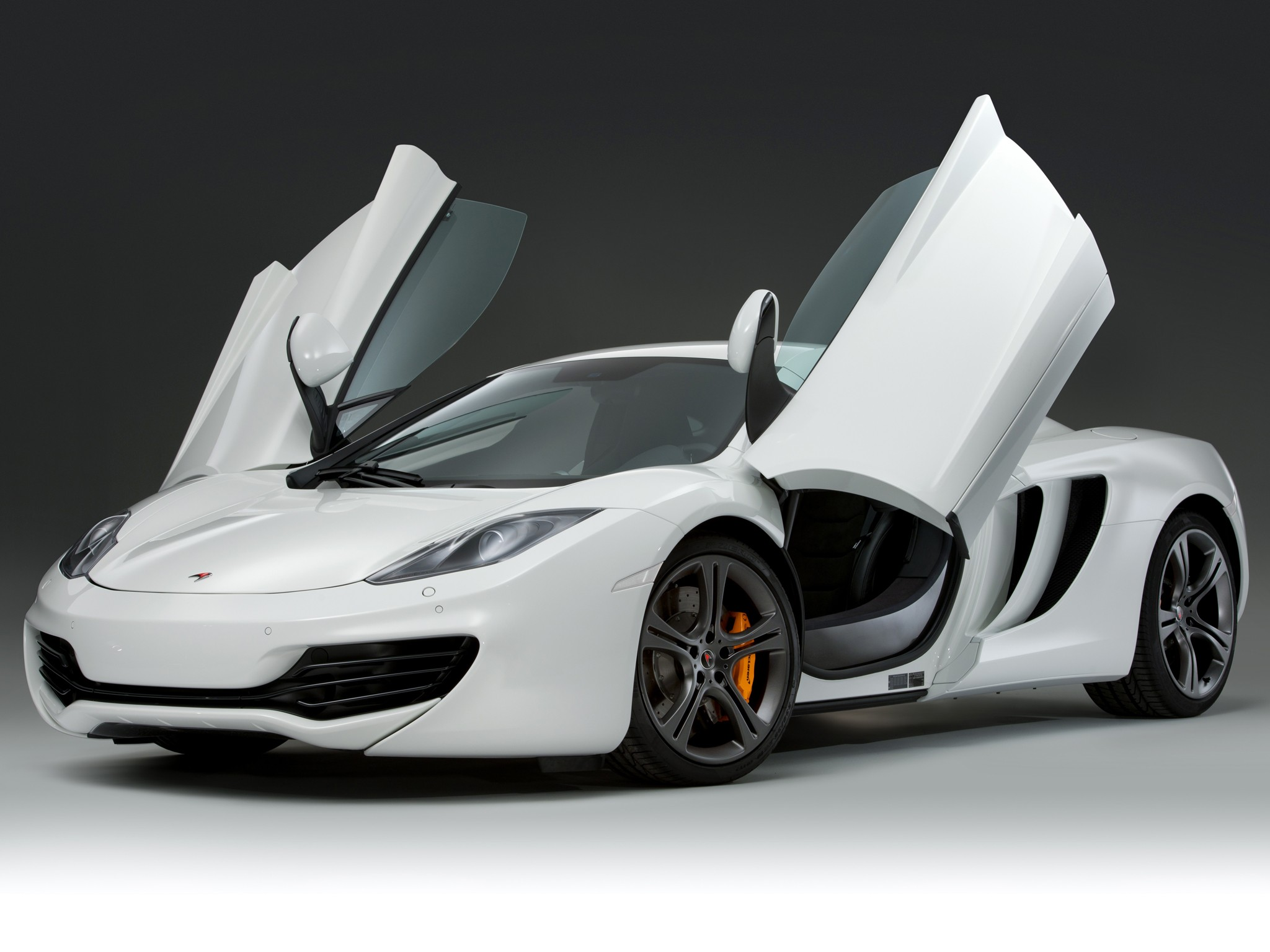 Expensive Sports Cars 2012 MCLAREN MP4-12C...