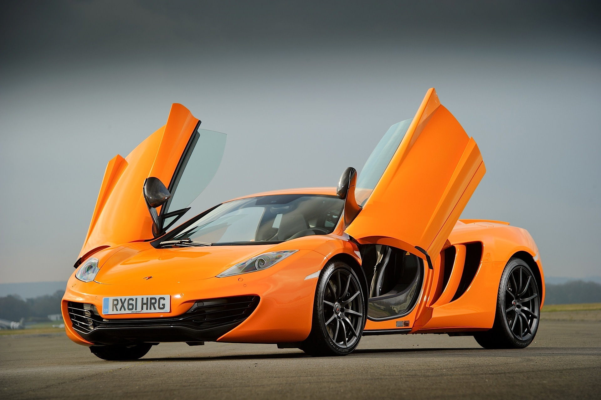 MCLAREN MP4-12C - 2011, 2012, 2013, 2014, 2015 - autoevolution