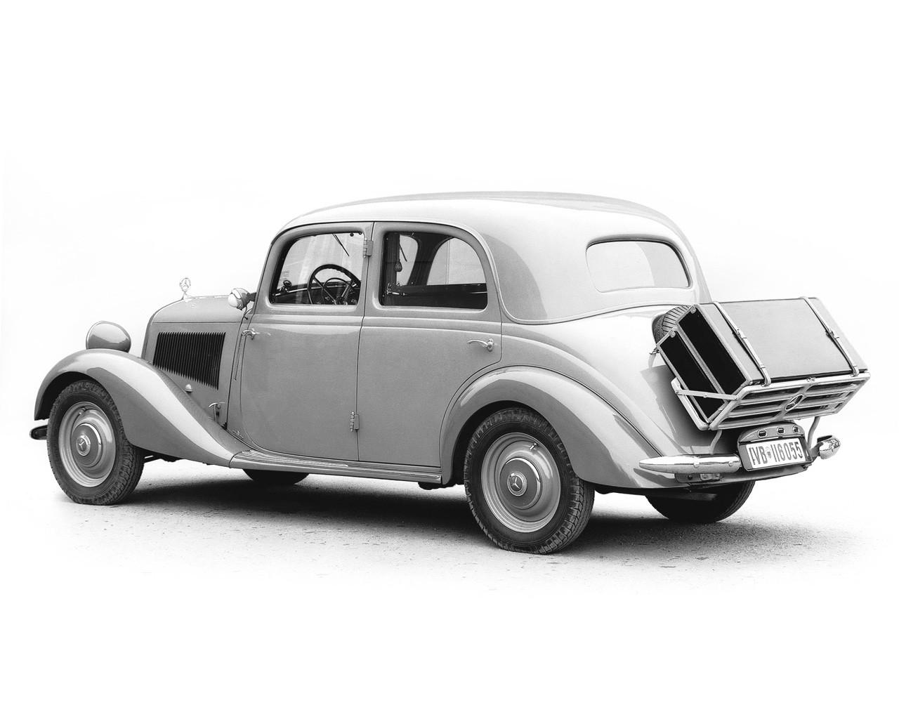 Mercedes Benz 170 V W136 1936 1937 1938 1939 1940