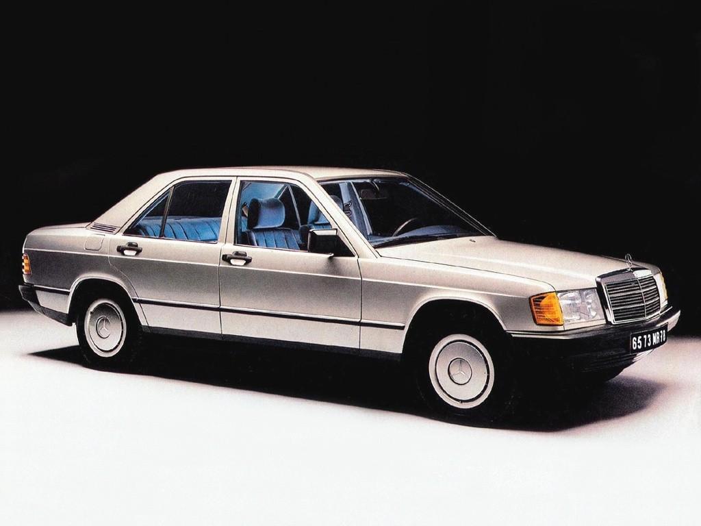 MERCEDES BENZ 190 (W201) specs & photos - 1982, 1983, 1984