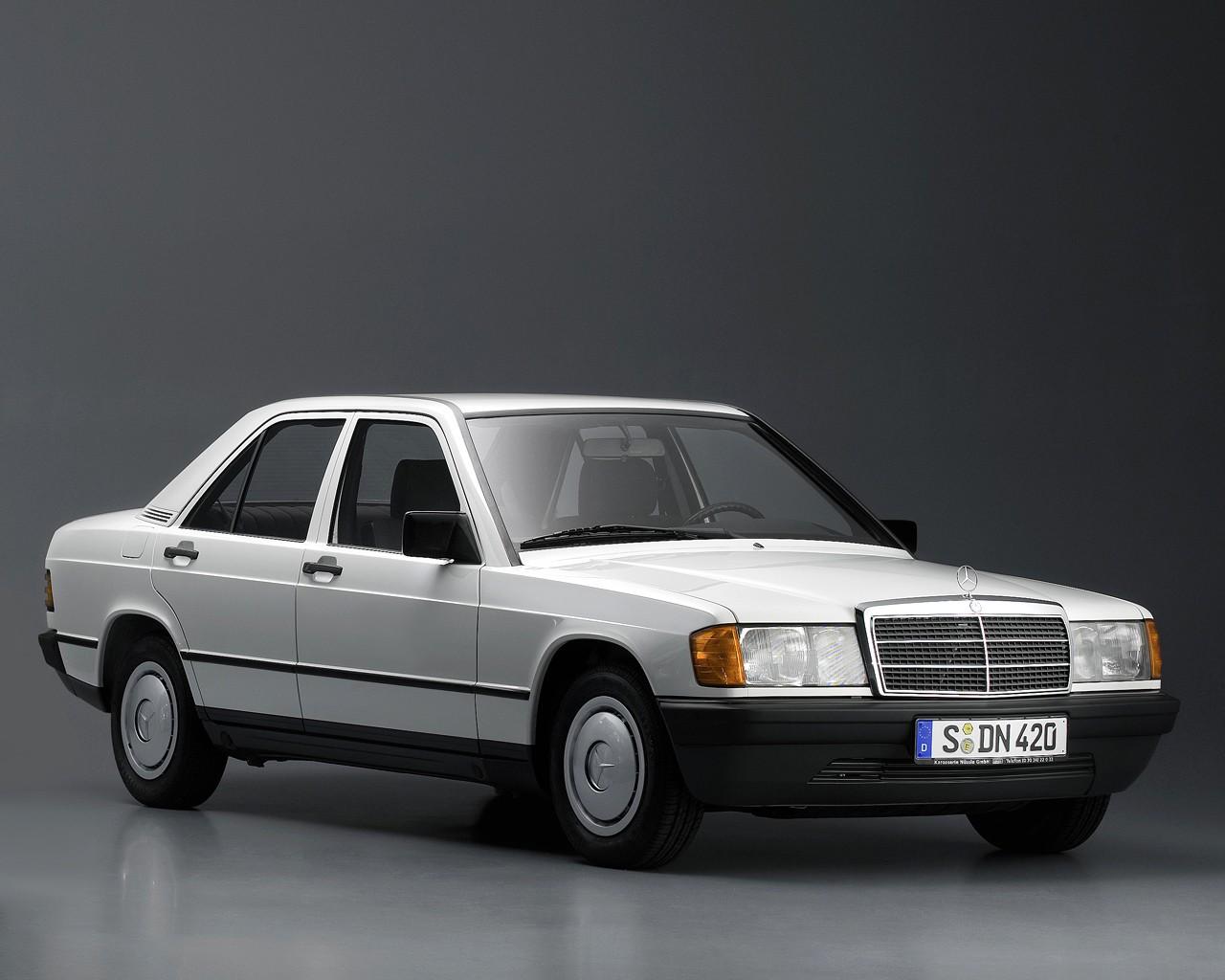 mercedes benz 190 w201 1982 1993