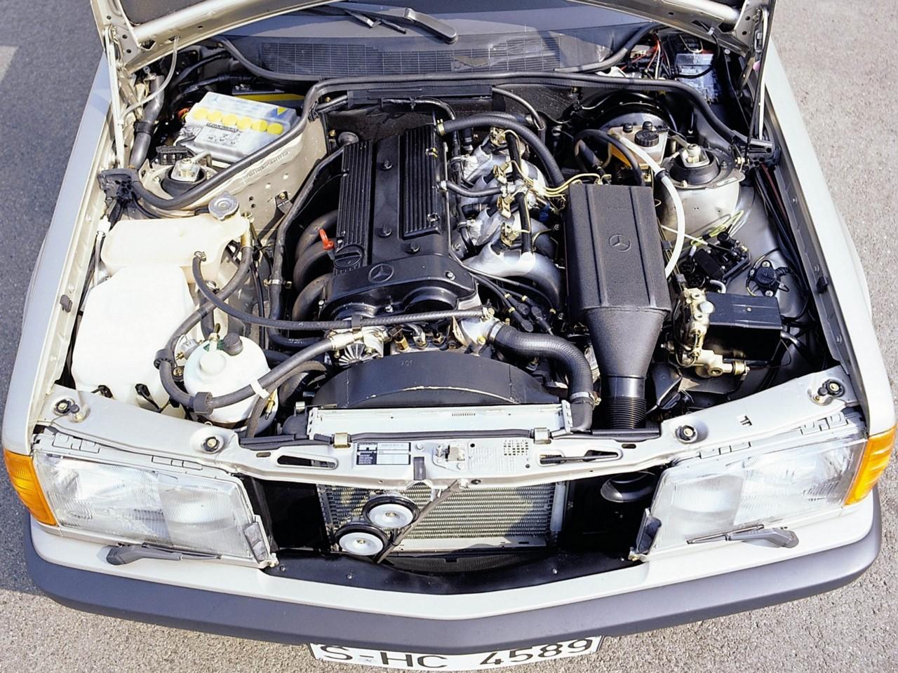mercedes benz 190 e 2 3-16v (1984 - 1988)