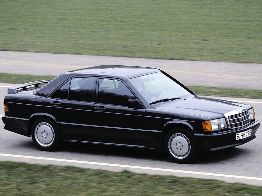 Mercedes benz 190 e 2 3 16v specs 1984 1985 1986 1987 for Mercedes benz specs