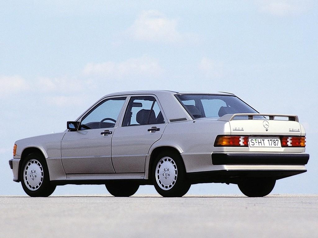 Mercedes benz 190 e 2 3 16v specs 1984 1985 1986 1987 for Mercedes benz of tysons corner staff
