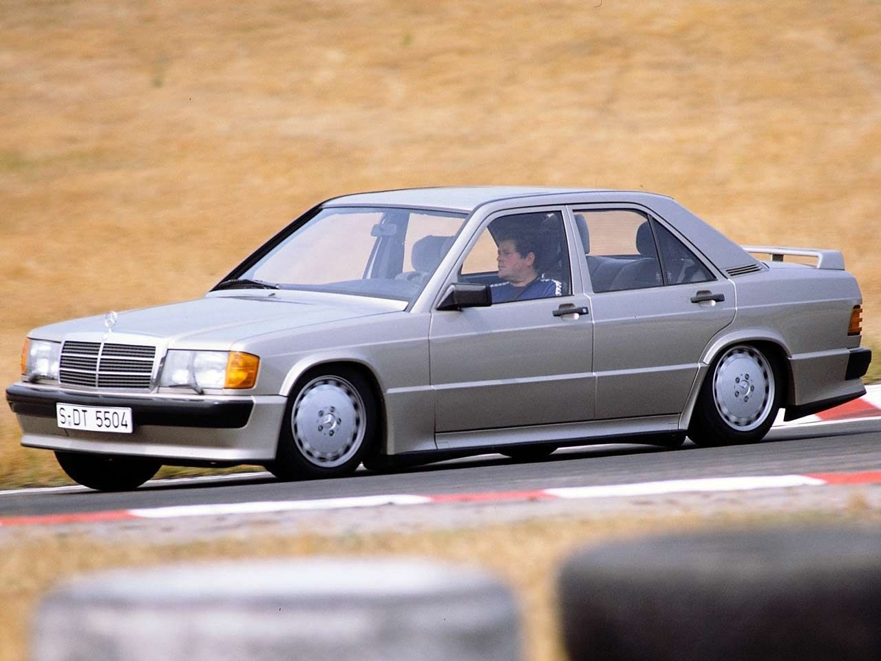 Mercedes Benz E V on mercedes 190e cosworth