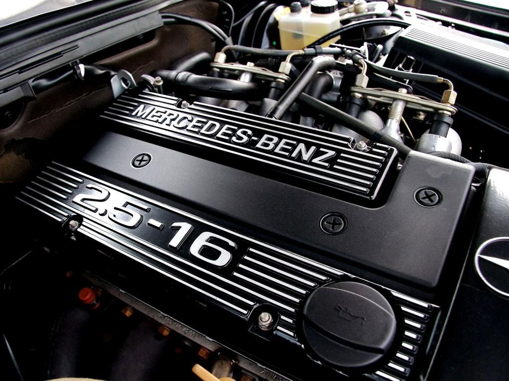 Mercedes benz 190 e 2 5 16 evolution ii specs 1990 1991 for Mercedes benz 190e 2 5 16 evolution ii for sale