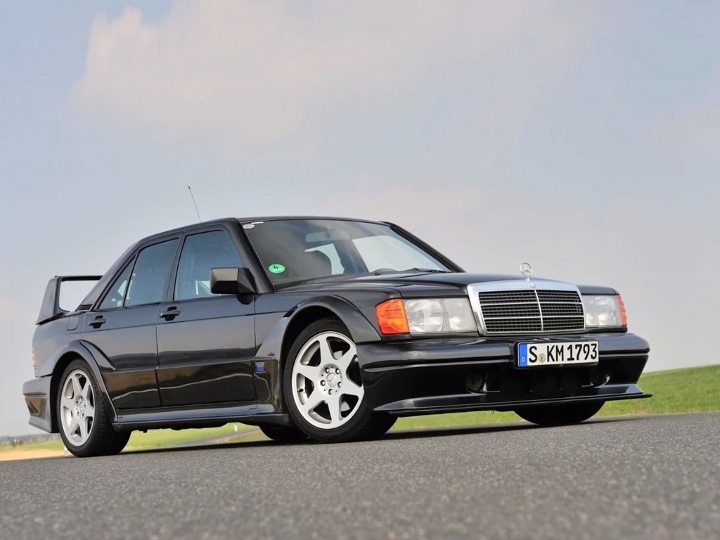 mercedes benz 190 e 2 5 16 evolution ii 1990 1991 autoevolution. Black Bedroom Furniture Sets. Home Design Ideas