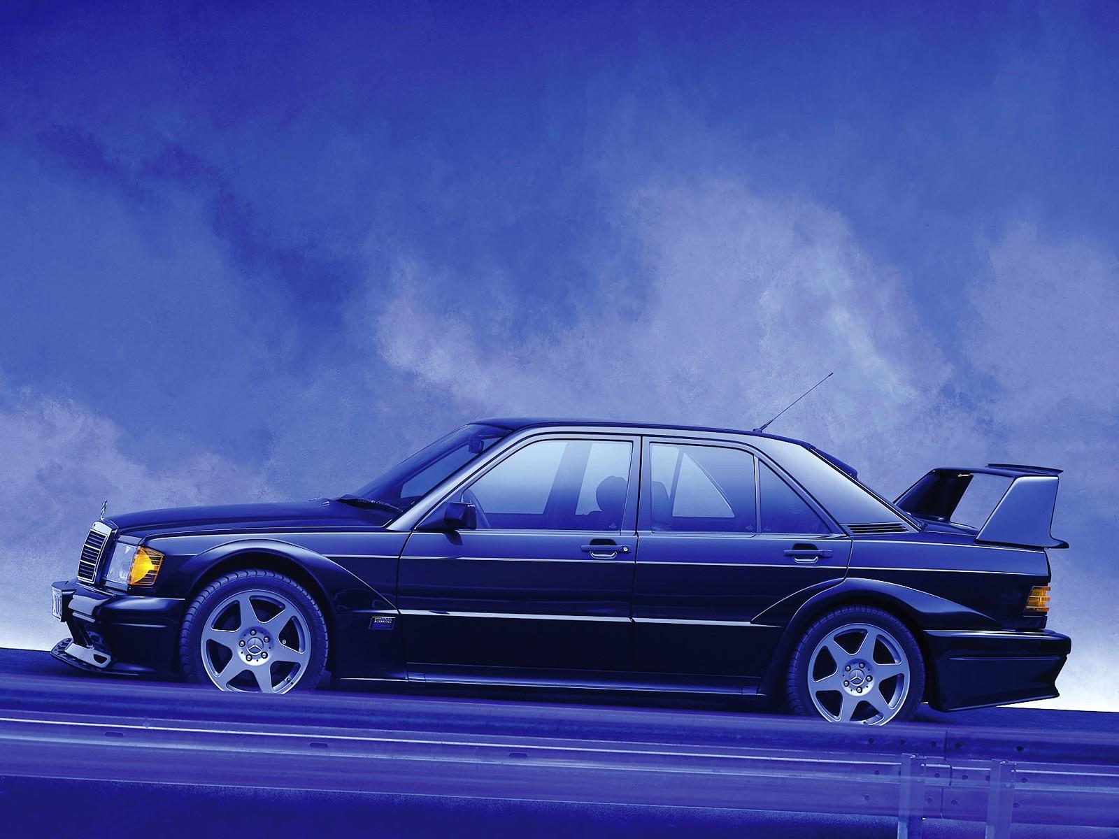 mercedes benz 190 e 2 5 16 evolution ii 1990 1991 autoevolution. Black Bedroom Furniture Sets. Home Design Ideas
