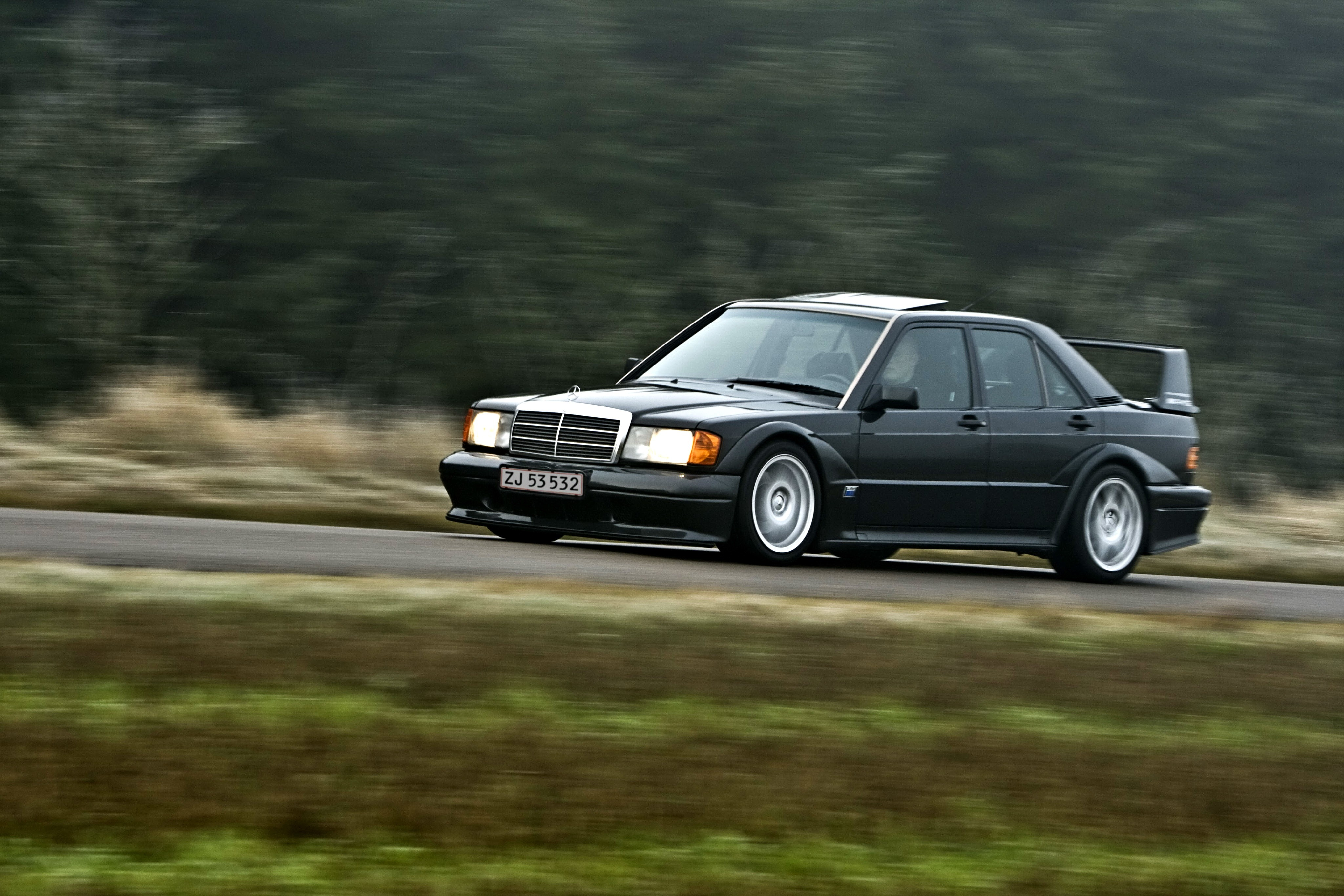 mercedes benz 190 e 2.5-16 evolution ii specs - 1990, 1991