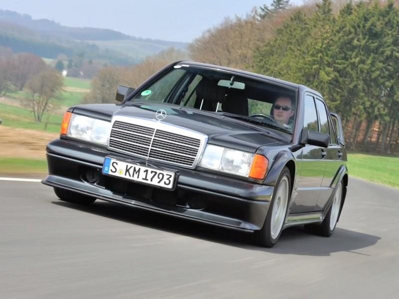 Mercedes Benz 190 E 2 5 16 Evolution Ii Specs Photos 1990 1991