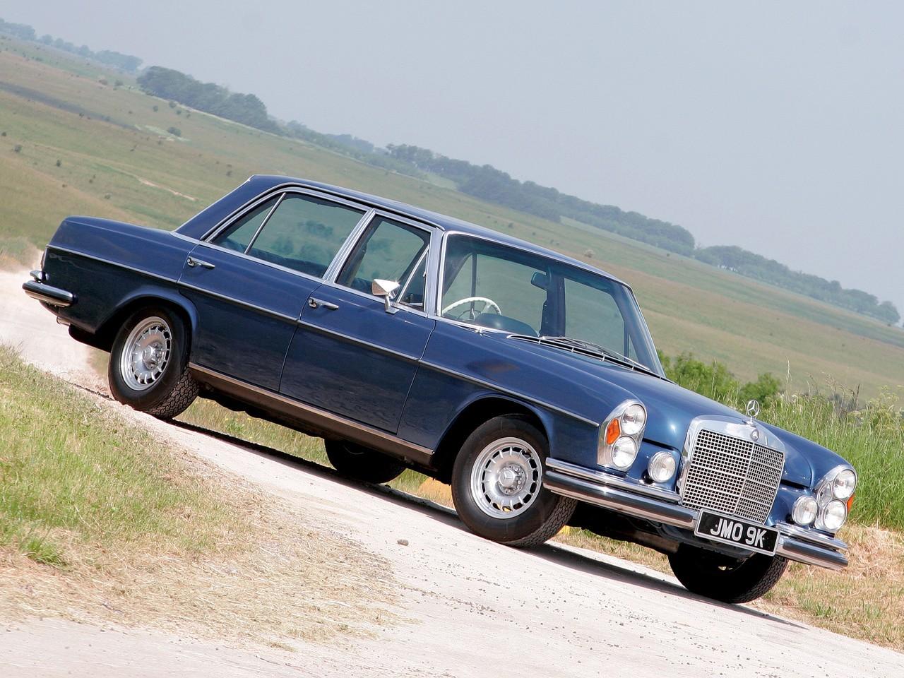Mercedes Benz 300 Sel 6 3 W109 Specs 1967 1968 1969
