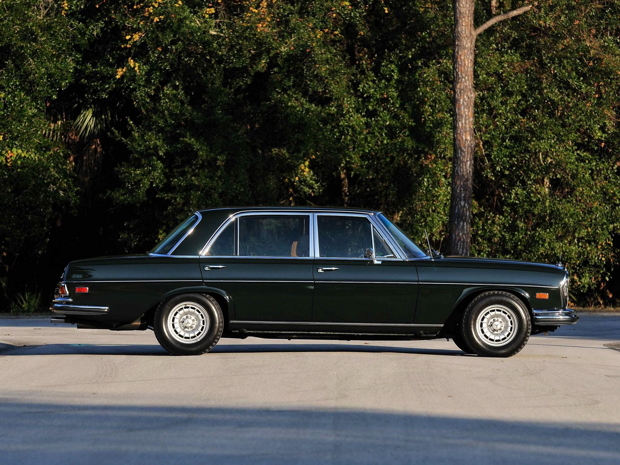 Mercedes benz 300 sel 6 3 w109 specs 1967 1968 1969 for Mercedes benz 300s