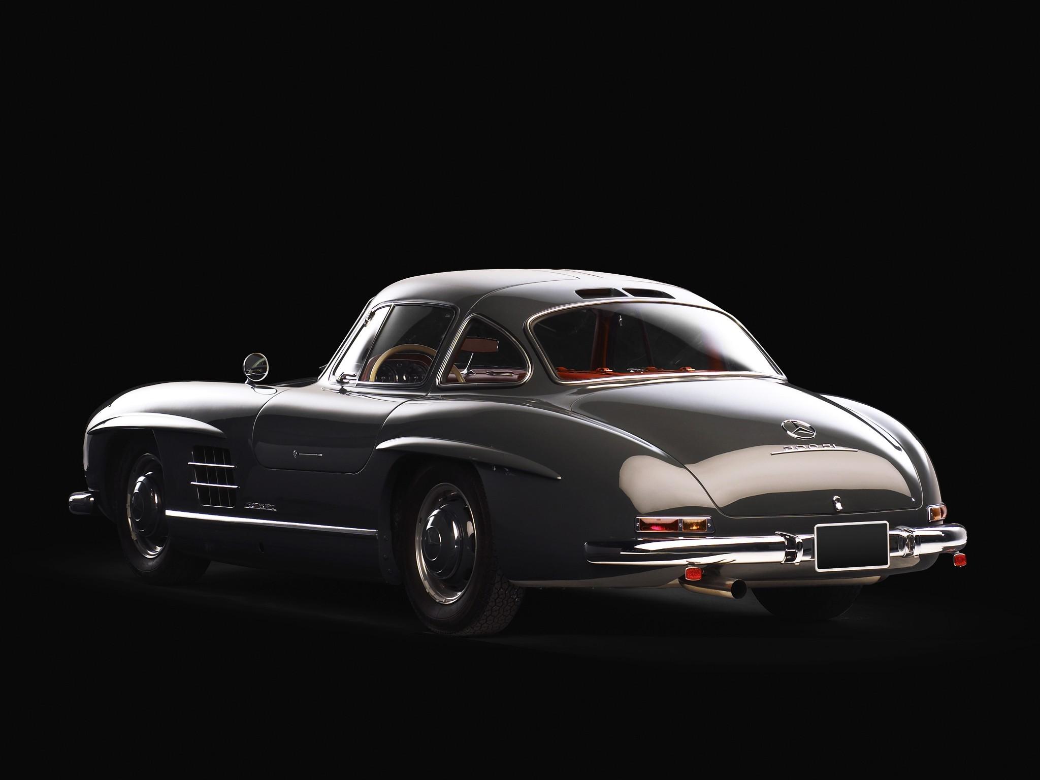 mercedes benz 300 sl coupe w198 1954 1955 1956 1957. Black Bedroom Furniture Sets. Home Design Ideas