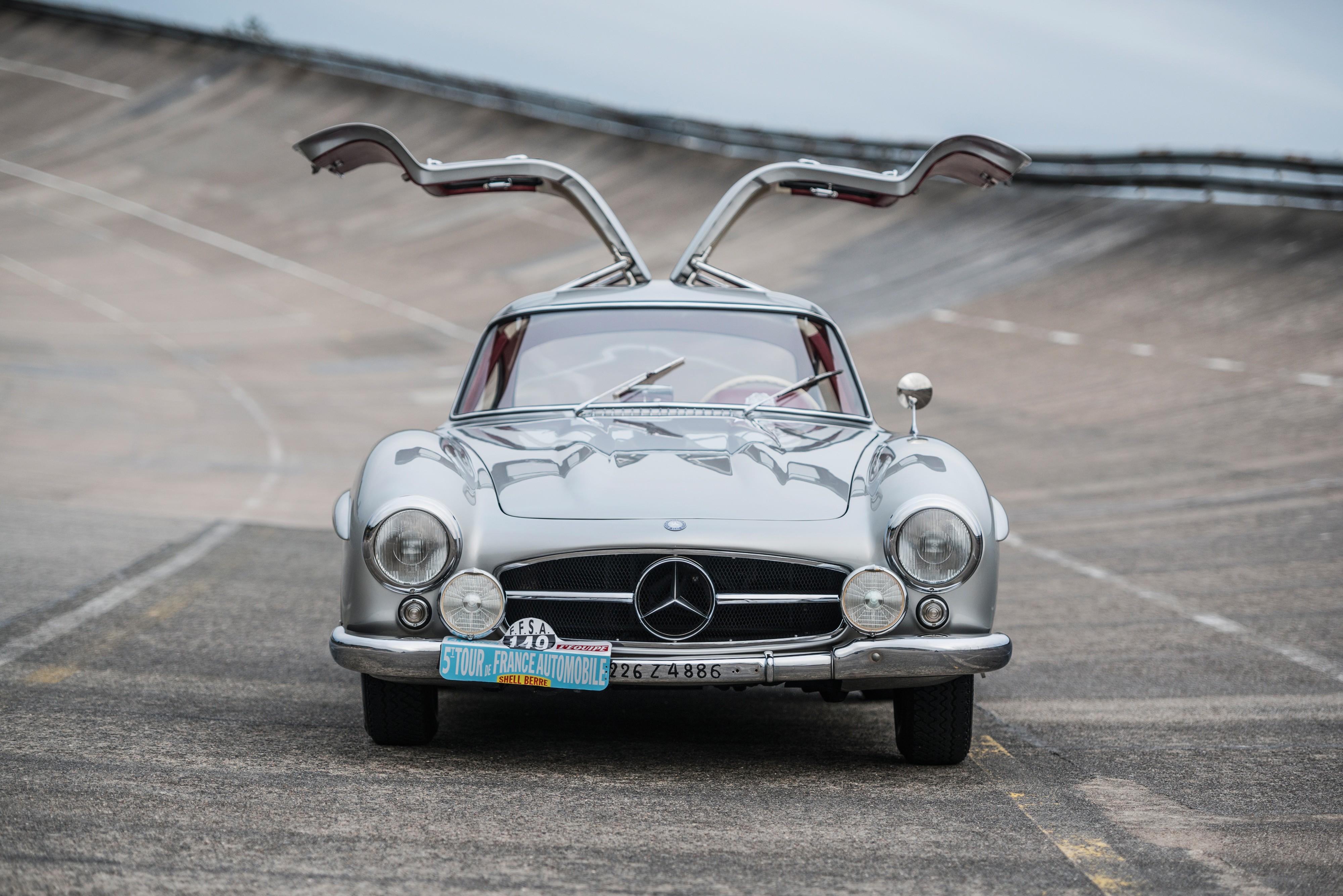 Mercedes benz 300 sl coupe w198 specs 1954 1955 1956 for Moss motors mercedes benz