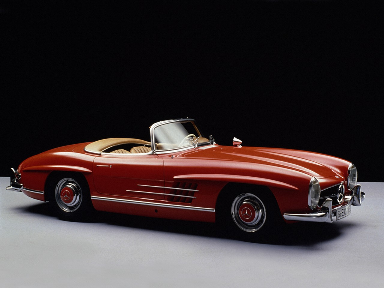 Mercedes Benz 300 Sl Roadster W198 Specs 1957 1958