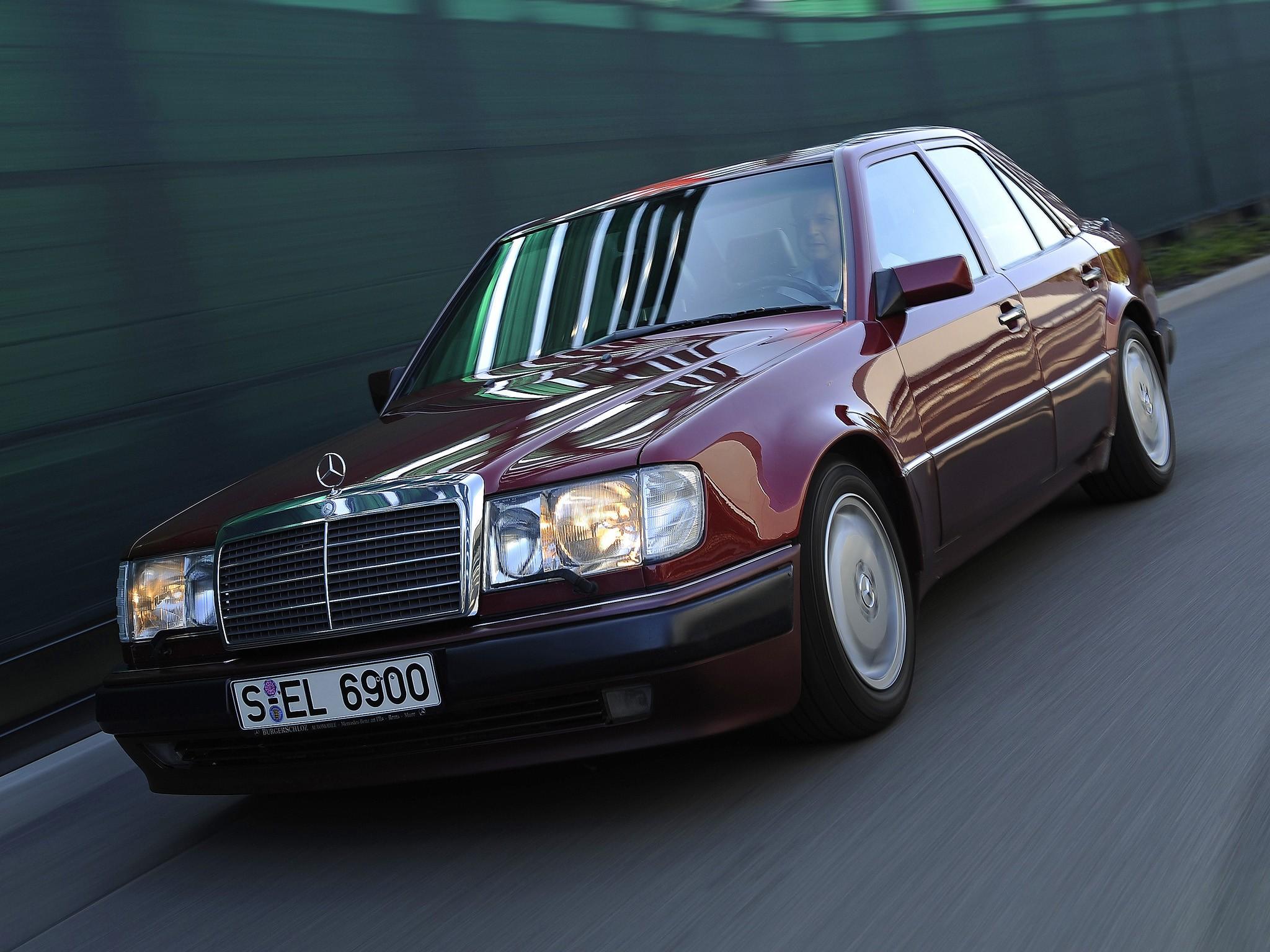 Mercedes benz 500 e w124 specs 1991 1992 1993 for Mercedes benz 1992