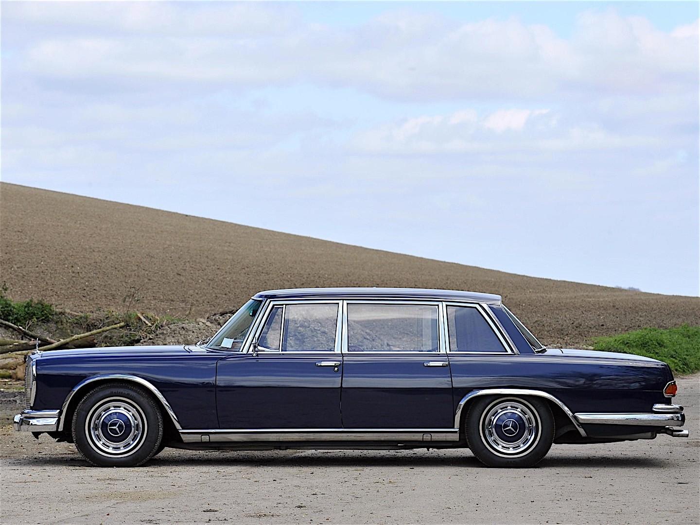 Mercedes benz 600 w100 specs 1964 1965 1966 1967 for Mercedes benz rt 22