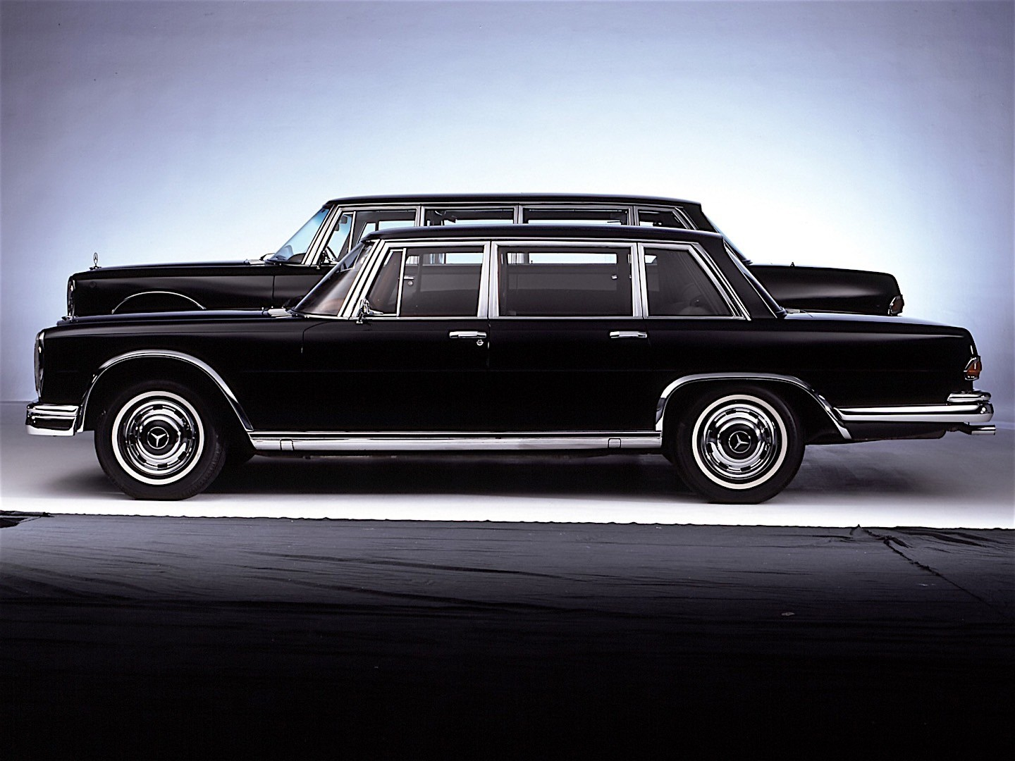 Mercedes benz 600 w100 specs 1964 1965 1966 1967 for Mercedes benz 600s