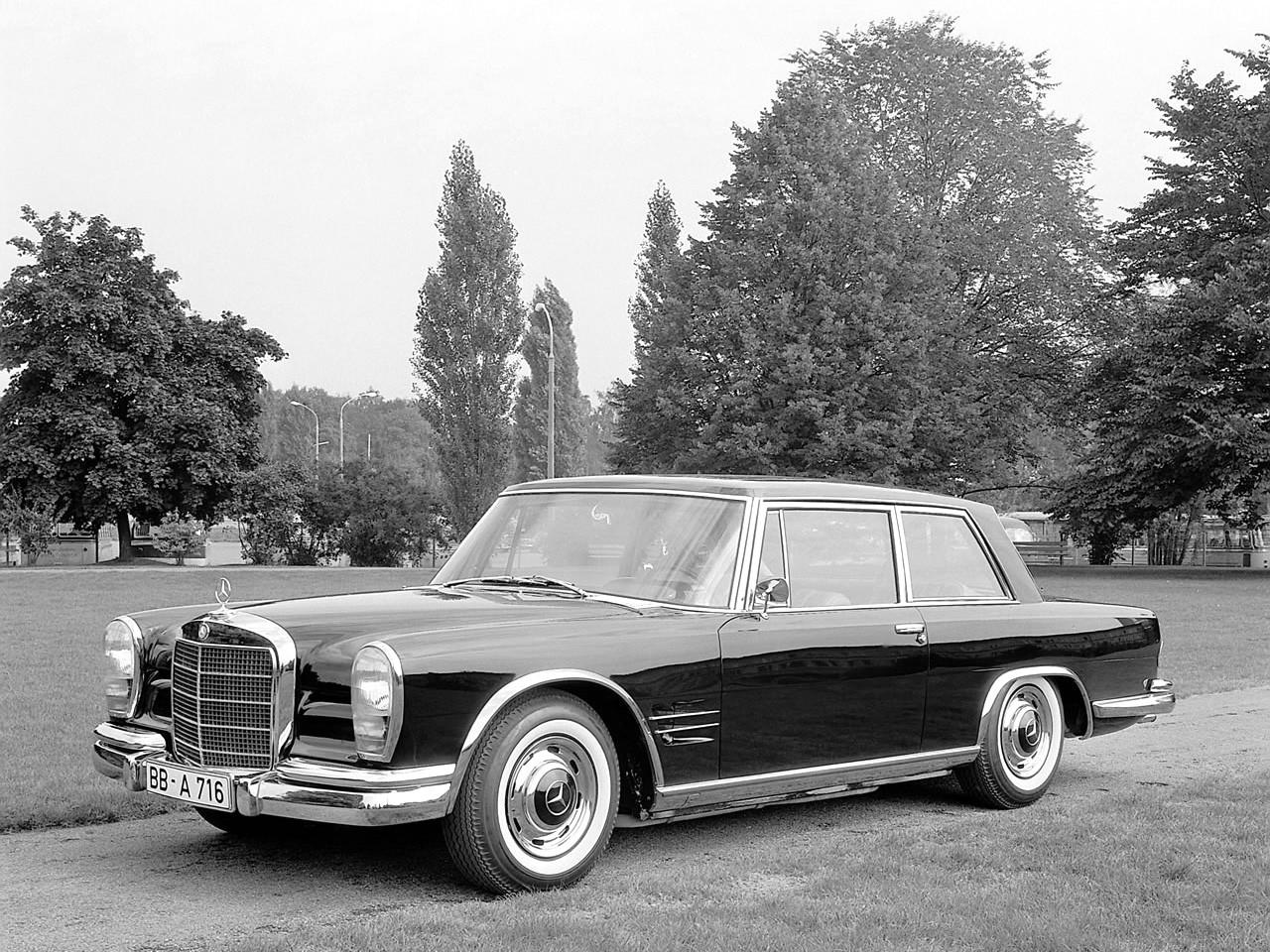 Mercedes benz 600 coupe c100 specs 1965 autoevolution for 1965 mercedes benz
