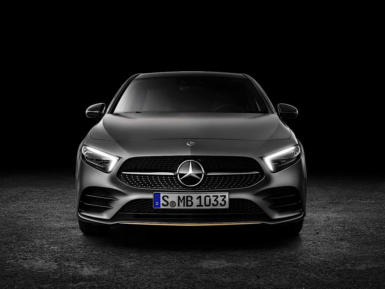 Mercedes benz a class w177 specs 2018 autoevolution for 57 mercedes benz