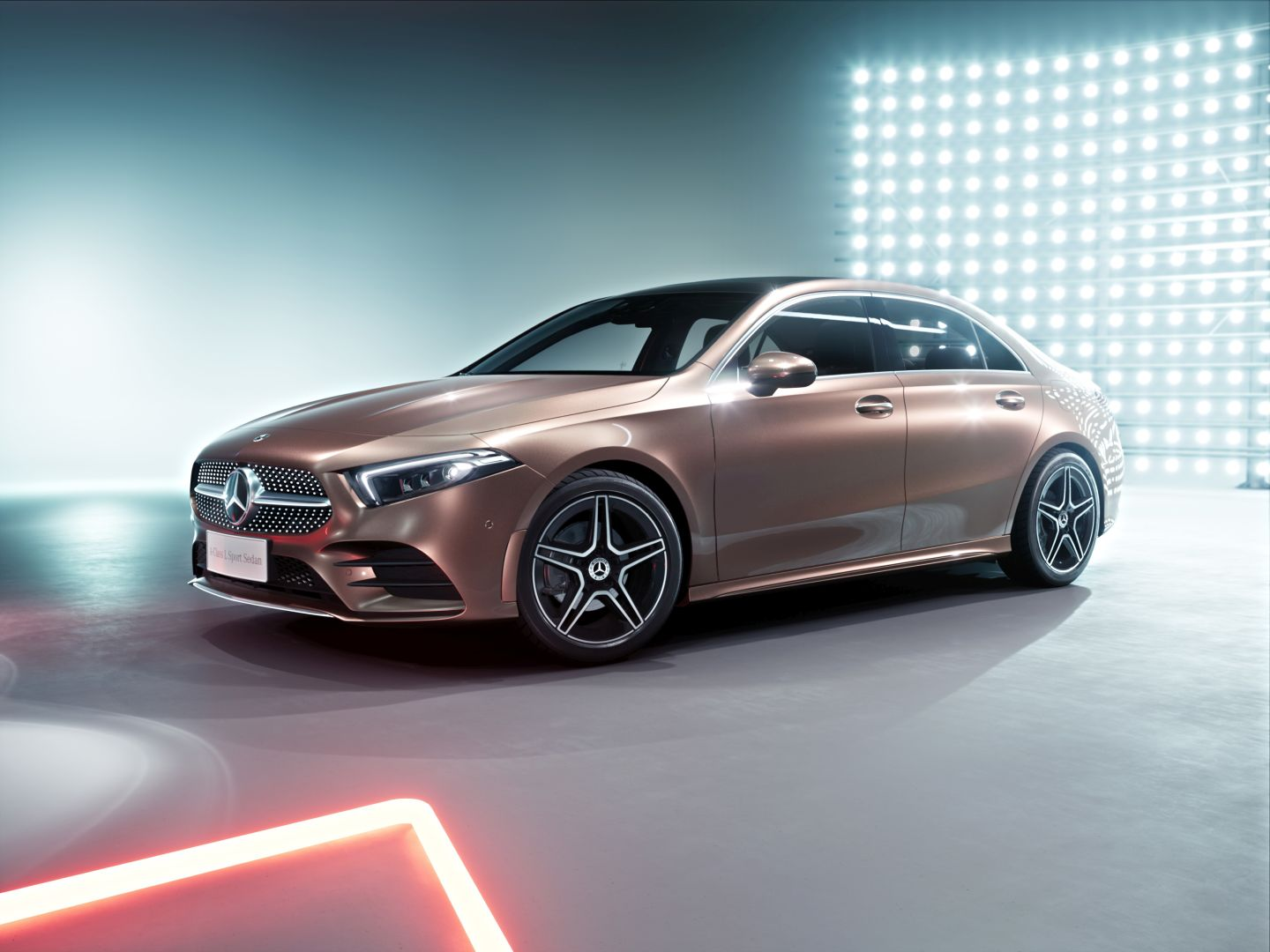 MERCEDES BENZ A-Class L Sedan specs - 2018 - autoevolution