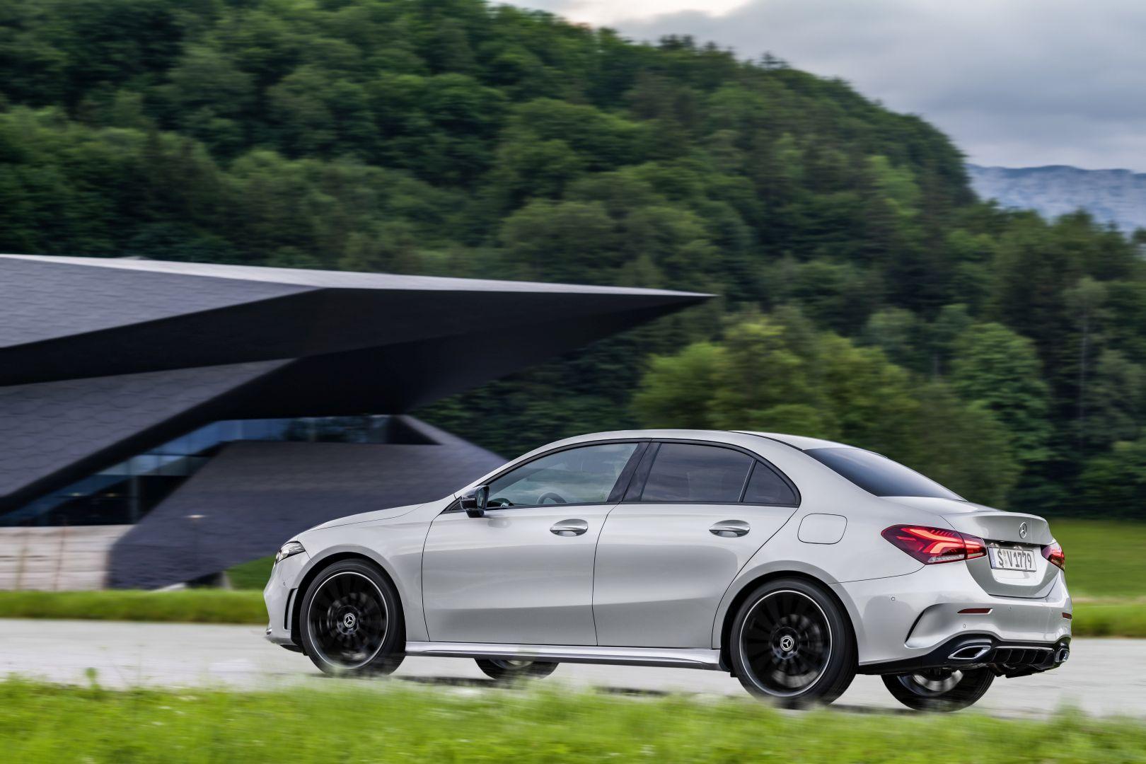 mercedes benz a class sedan v177 specs 2018