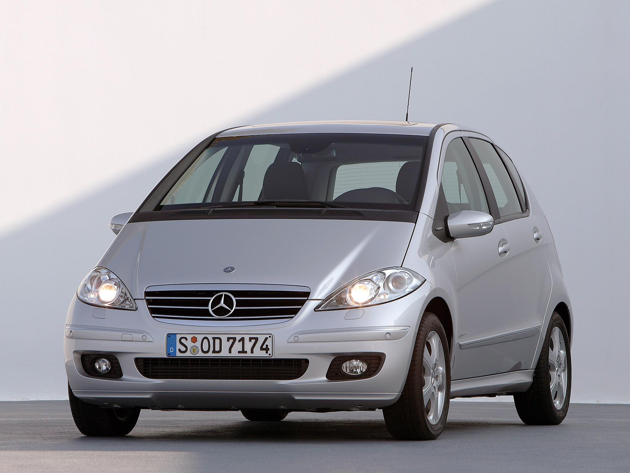 Mercedes Diesel Engines >> MERCEDES BENZ A-Klasse (W169) specs & photos - 2004, 2005 ...