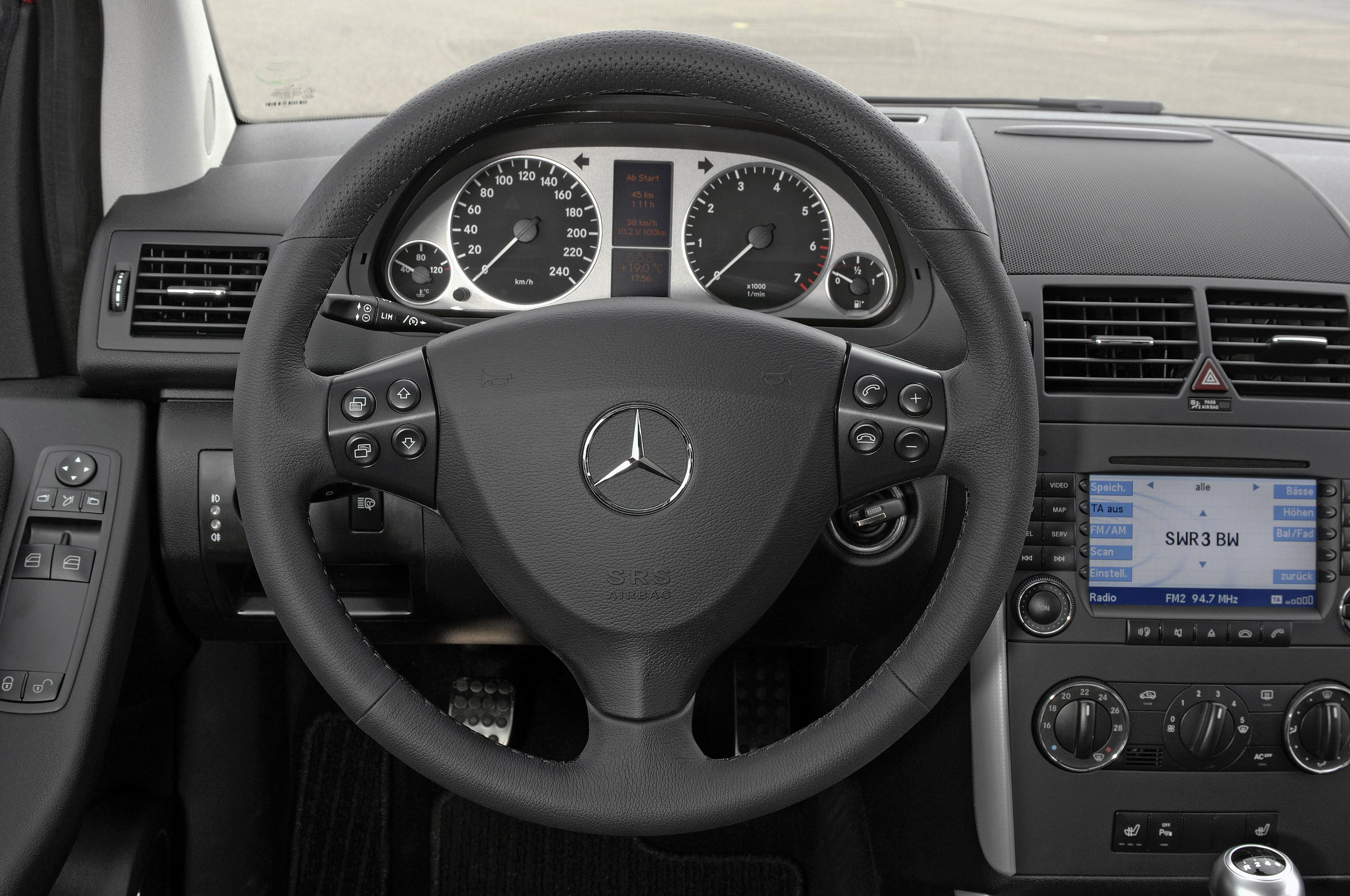 Mercedes Benz A Klasse W169 Specs Amp Photos 2004 2005